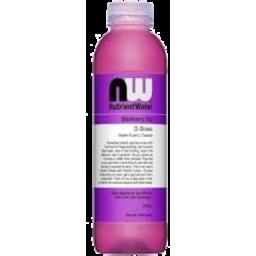 Photo of Nutrient Water Focus Blackberry 575ml