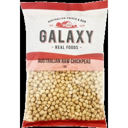Photo of Galaxy Raw Chickpeas 1kg