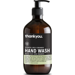 Photo of Thankyou Hand Wash Lime & Corriander 500ml