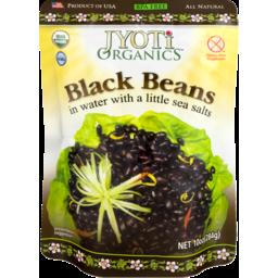 Photo of Jyoti Organics Black Beans In Water With A Little Sea Salt