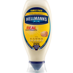 Photo of Hellmanns Mayo Real Sqeeze 400gm