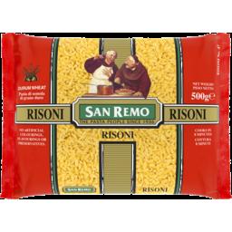 Photo of San Remo Risoni 500g