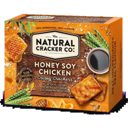 Photo of Ncc Honey Soy Crackers 160gm