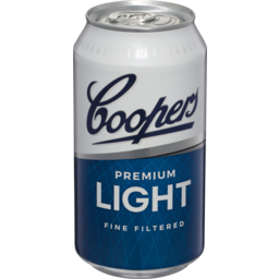 Photo of Coopers Premium Light Can