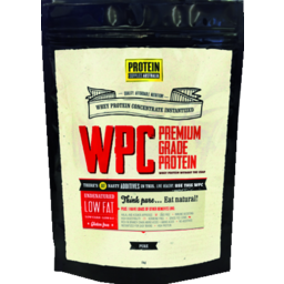 Photo of Whey Protein Pwd Unflavoured 450g