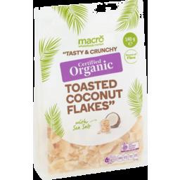 Photo of Macro Organic Toasted Coconut Flakes 140g