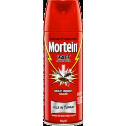 Photo of Mortein Fast Knockdown Multi Purpose 200g