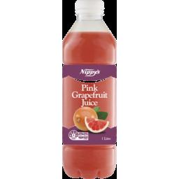 Photo of Nippy's Pink Grapefruit Juice 1L