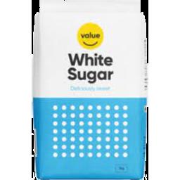 Photo of Value White Sugar 2kg
