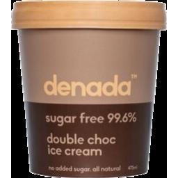 Photo of Denada Double Choc Ice Cream