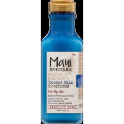 Photo of Maui Moisture Nourish & Moisture + Coconut Milk Conditioner 385ml