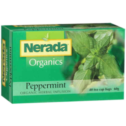 Photo of Nerada Organics Peppermint Tea 40pk