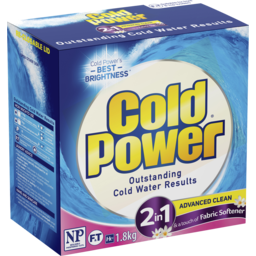Photo of Cold Power 2 In 1 Softener 1.8kg