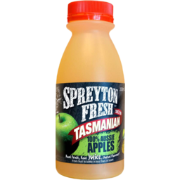 Photo of Spreyton Fresh Tasmanian 100% Apple Juice 300ml