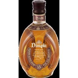 Photo of Dimple Scotch 15yo