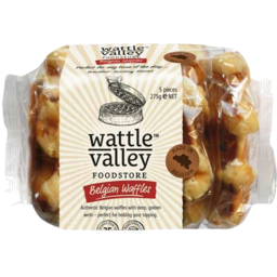 Photo of Belgian Waffles 275gr