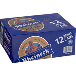 Photo of Rheineck 330ml Cans 12 Pack
