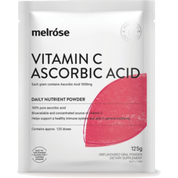 Photo of Melrose Vitamin C Powder 125g