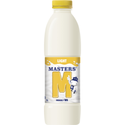 Photo of Masters Light Bottle 1l