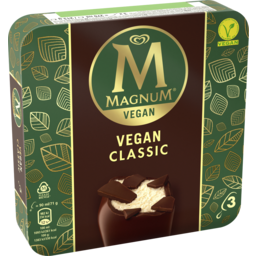 Photo of Magnum Dairy Free Classic 270ml 3pk