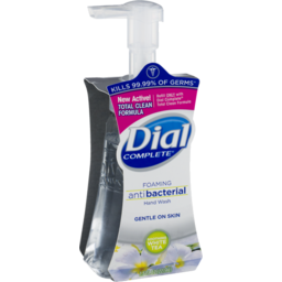 Photo of Dial Complete Foaming Antibacterial Hand Wash White Tea