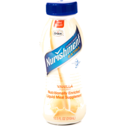 Photo of Grace Nurishment Vanilla