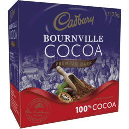 Photo of Cadbury Bournville Cocoa 125g