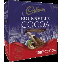 Photo of Cadbury Bournville Cocoa 125g 125g