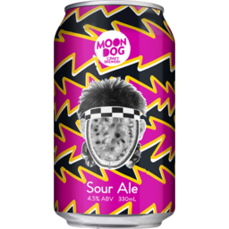 Photo of Moon Dog Pash Sour Ale
