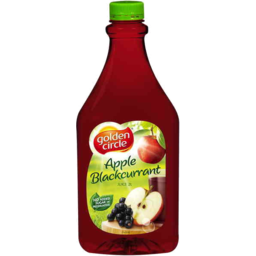 Photo of Golden Circle Apple Blackcurrant Juice 2