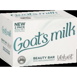 Photo of Velvet Goat's Milk Beauty Bar 200gm
