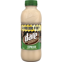 Photo of Dare Iced Coffee Espresso 750ml
