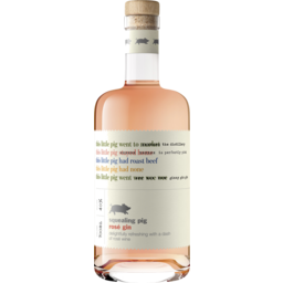Photo of Squealing Pig Rose Gin