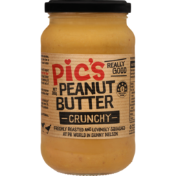 Photo of Pic's Peanut Butter Crunchy 380g