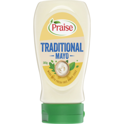 Photo of Praise Traditional Mayonnaise 365g