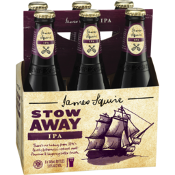 Photo of James Squire Stow Away IPA Stubbies