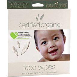 Photo of Nature's Child Face Wipes (Cotton)