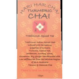 Photo of Hari Hari Chai - Turmeric Chai - 100g