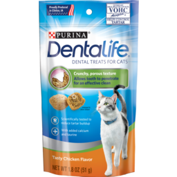 Photo of Purina Dentalife Pet Food Tasty Chicken Flavour 51g