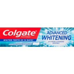 Photo of Colgate Toothpaste Advanced Whitening 110g 110g