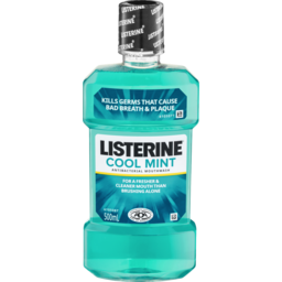 Photo of Listerine Cool Mint Mouthwash 500ml