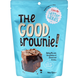 Photo of Cinderella Better Bakes The Good Brownie! Baking Mix 450g
