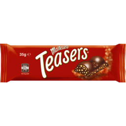 Photo of Maltesers® Teasers Milk Chocolate Bar 35g