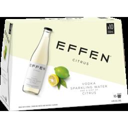 Photo of Effen Vodka Citrus