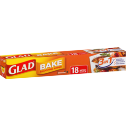 Photo of Glad Bake & Cooking Paper 18mx30