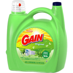 Photo of Gain Liquid Detergent Hec Original 146ld