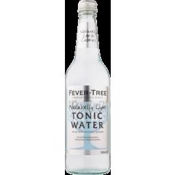 Photo of Fever Tree Light Tonic Water Bottles