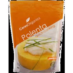 Photo of Ceres Organics - Polenta Coarse - 400g