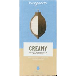 Photo of Loving Earth Chocolate - Raw Creamy (Coconut Mylk)
