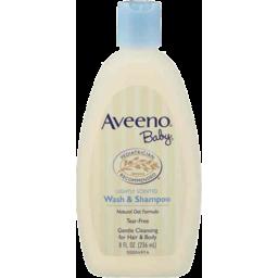 Photo of Aveeno Baby Wash & Shampoo Lightly Scented